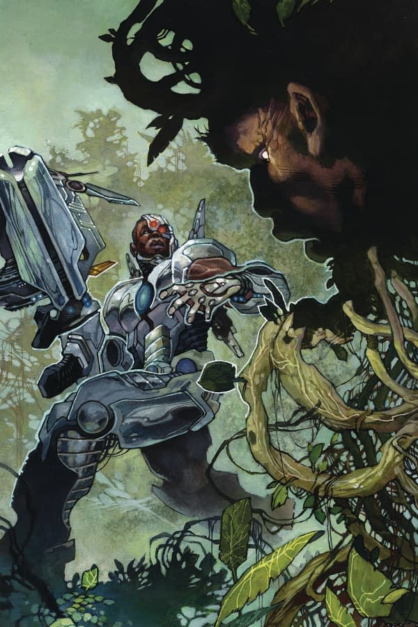 """Kevin Grevioux On """"Closing Out"""" The Final Two Issues Of Cyborg"""