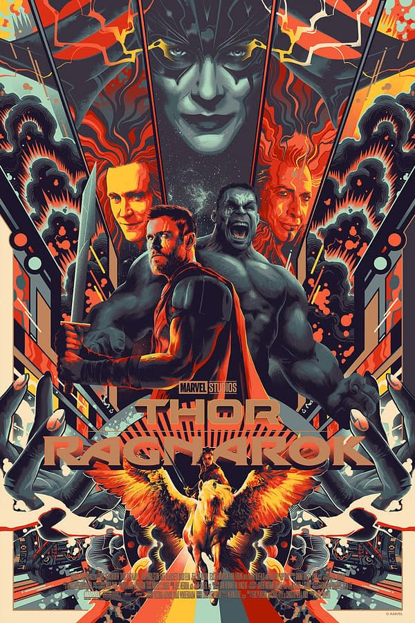 Mondo Black Friday Sale Includes Thor: Ragnarok And More