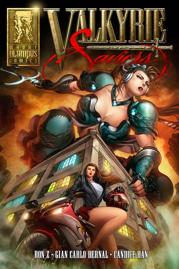 Marvel Won't Publish a Comic Called Valkyrie, So I Guess These Guys Will Have To