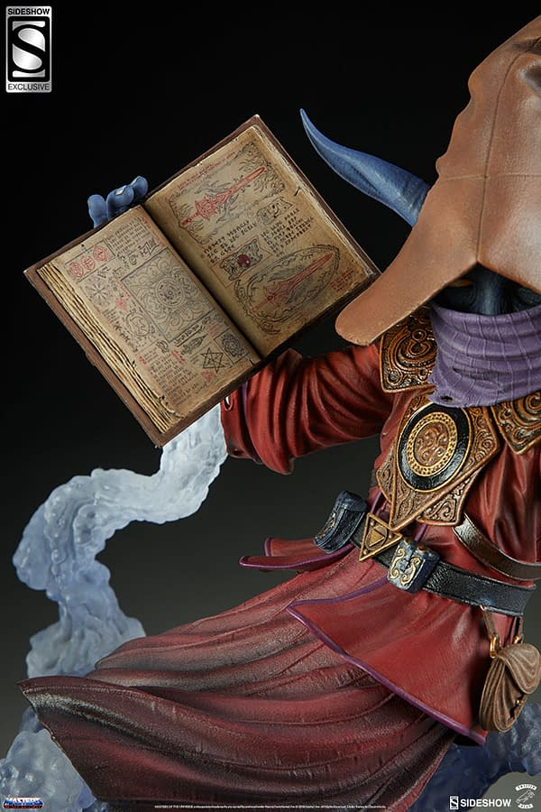 Masters of the Universe Fans are Going to Want This Orko Statue