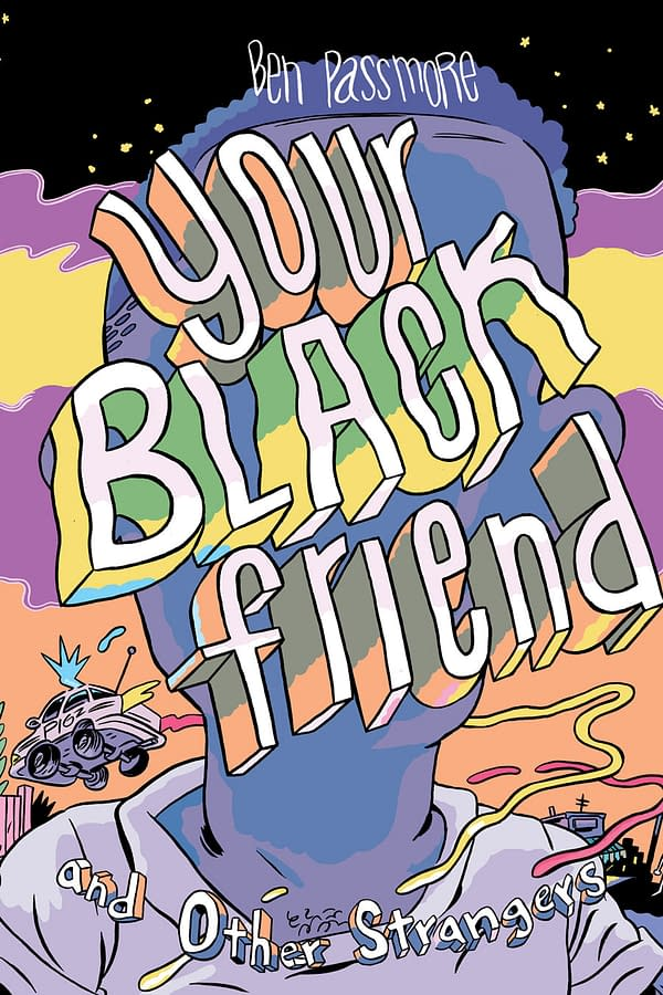 Watch Ben Passmore's 'Your Black Friend' as an Animated Short Film