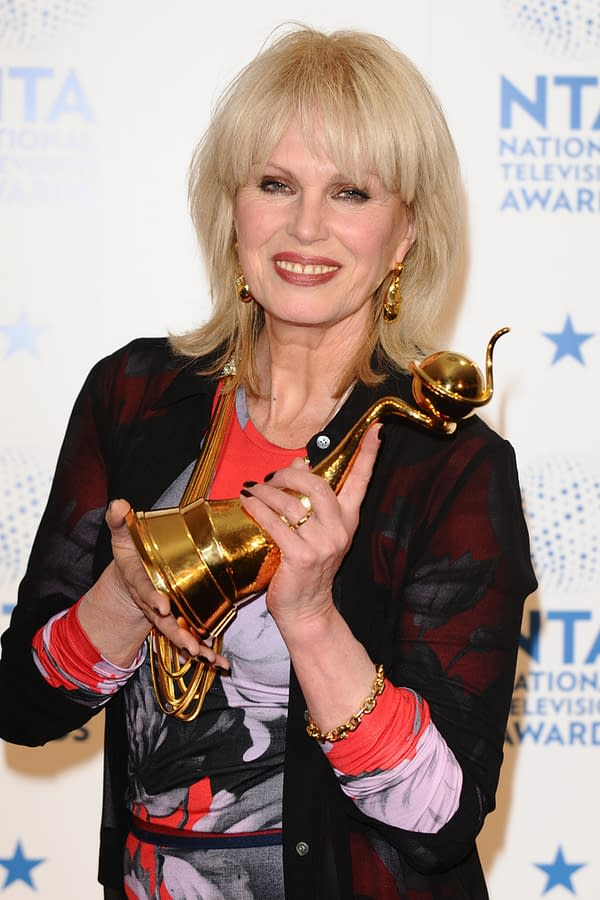 Here's The 2018 BAFTA Nominations, And Joanna Lumley Is Hosting