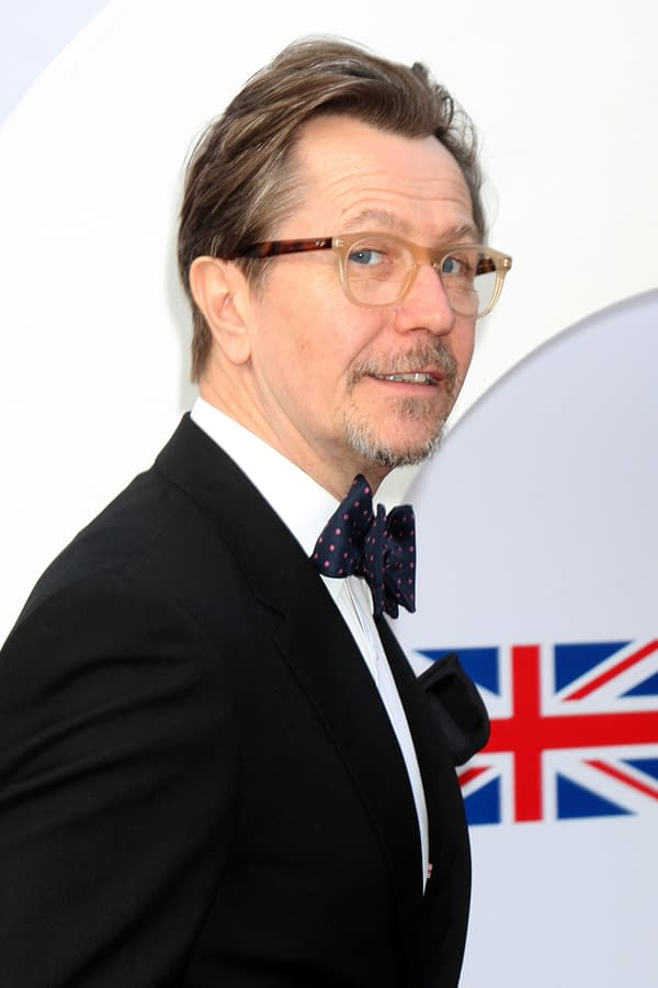 Gary Oldman Is Waiting for Marvel to Call Him for a Role