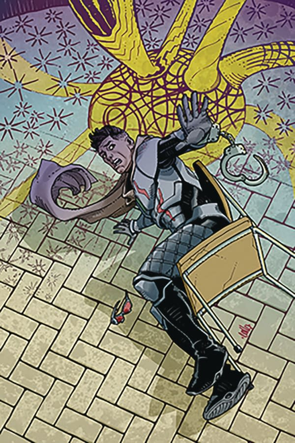 Enchanted Chest, Oothar the Blue, and Wormwood Saga Collections: Lion Forge May 2018 Solicits
