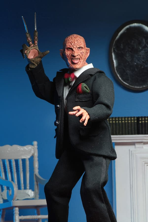 NECA Debuts a Trio of Horror Figures From The Fog, Re-Animator, and a New Freddy!
