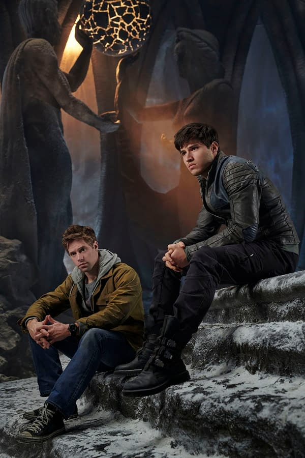Krypton Season 1: Is this Really an Adam Strange Series in Disguise?