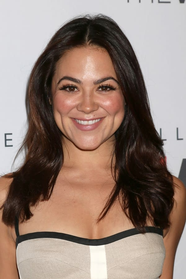 Get Christie Love: ABC Casts Daytime Divas'Camille Guaty in Remake