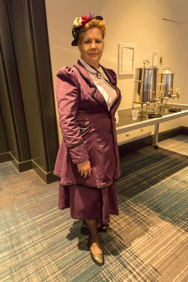 Doctors and Daleks Galore: Cosplay from (Re)Generation Who 2018