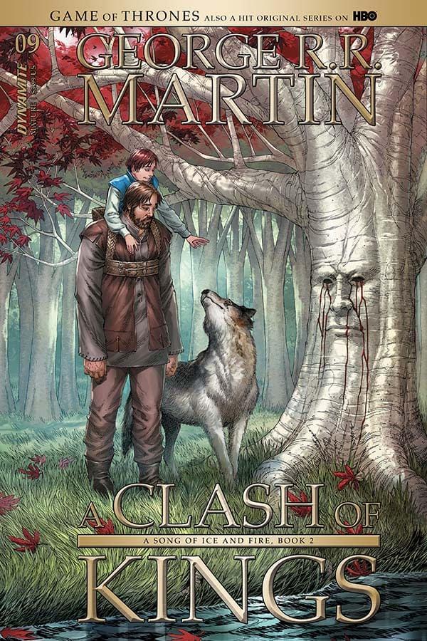Writer's Commentary: Landry Walker Talks A Clash of Kings #9