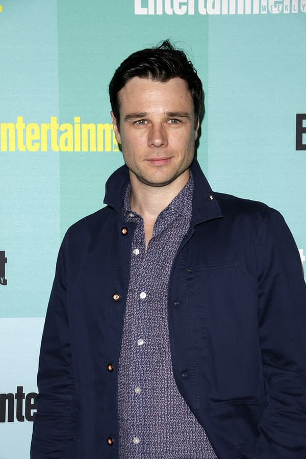 Charmed: 'High Castle's' Rupert Evans Cast as New [SPOILER]