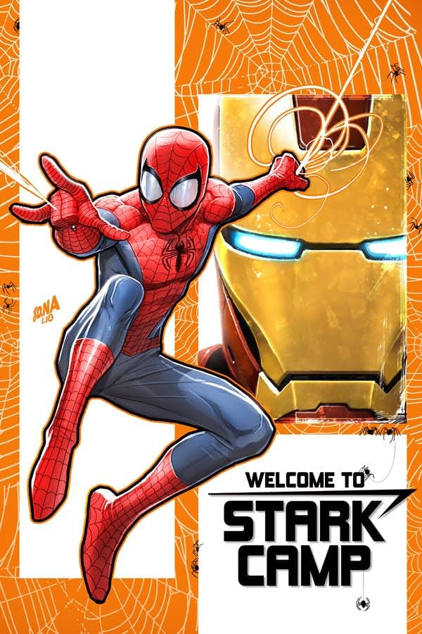 John Barber and Todd Nauck Take Teen Spider-Man to Science Camp in Digital Series 'Spidey: School's Out'