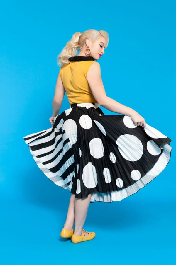 Pinup Girl Clothing Teams up with Betty and Veronica for a Fabulous New Line