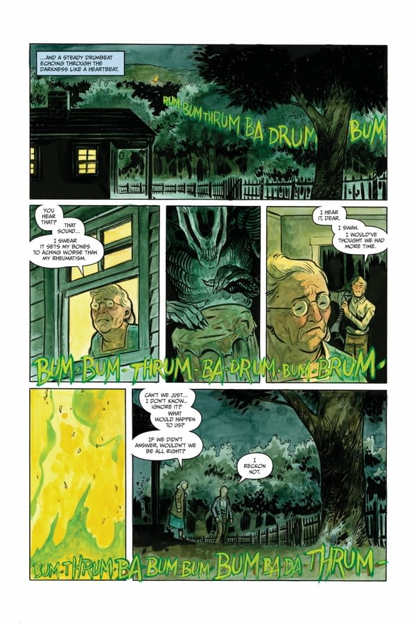 Exclusive Look Inside Harrow County #30 by Cullen Bunn and Tyler Crook