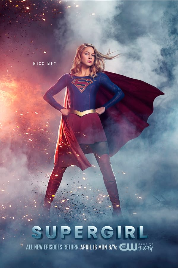 Supergirl Season 3: Supergirl Returns and Mon-El's New Suit