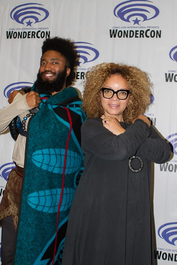 'Black Panther' Costume Designer Ruth Carter Talks Wakanda's Influences and Cosplayers