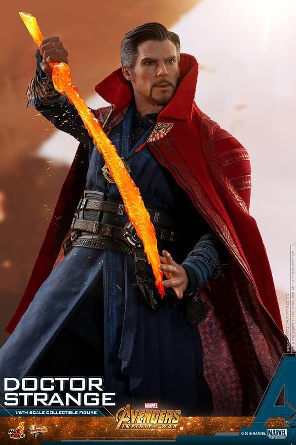 Doctor Strange Infinity War Hot Toys 11