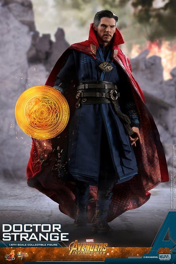 Doctor Strange Infinity War Hot Toys 15