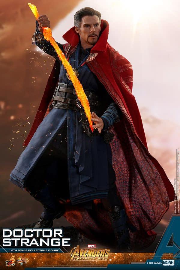 Doctor Strange Infinity War Hot Toys 2