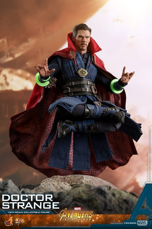 Doctor Strange Infinity War Hot Toys 7