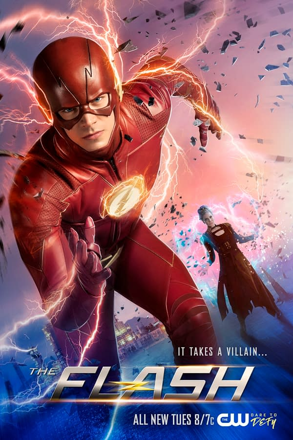 Flash Season 4: The CW Releases a Poster for 'Harry and the Harrisons'