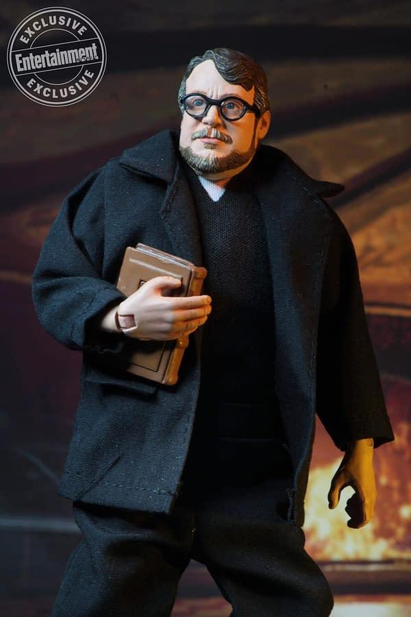 Guillermo Del Toro NECA Figure SDCC Exclusive 3