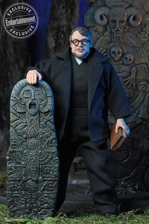 Guillermo Del Toro NECA Figure SDCC Exclusive 4