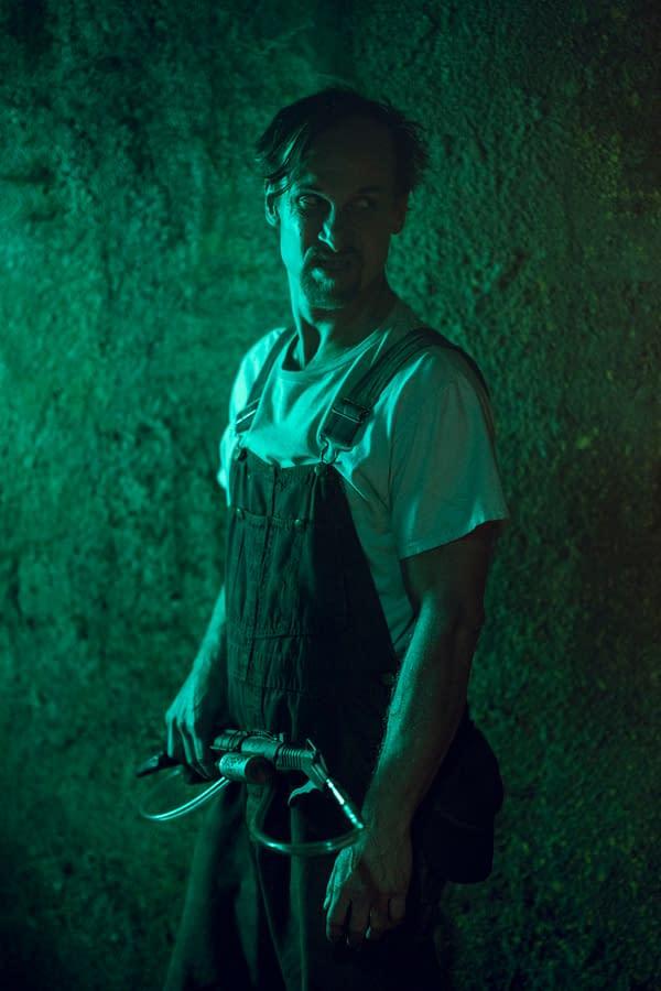 Preacher's Colin Cunningham Talks Season 3, TC and Guilty Pleasures [EXCLUSIVE PICS]