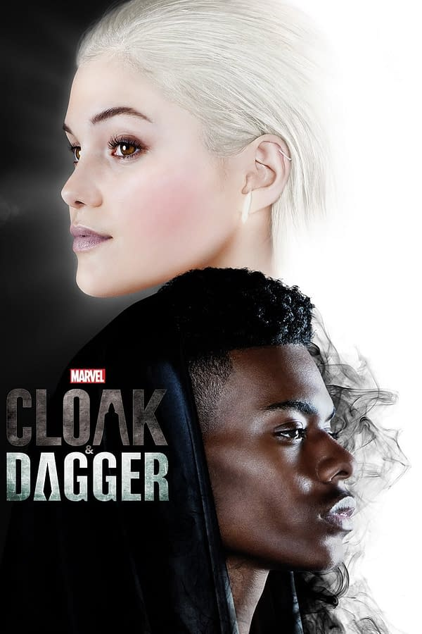 Marvel and Mattel do a Deal Over Cloak & Dagger Trademarks