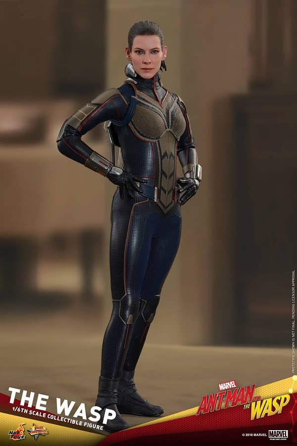 Ant Man and Wasp Hot Toys Figures 12