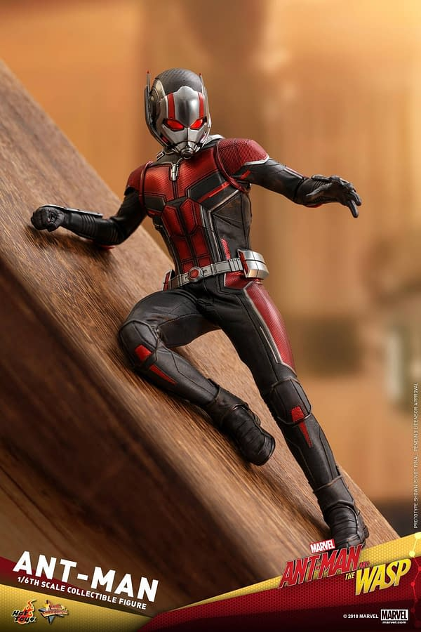 Ant Man and Wasp Hot Toys Figures 17