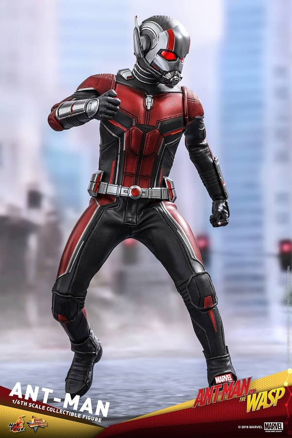 Ant Man and Wasp Hot Toys Figures 19