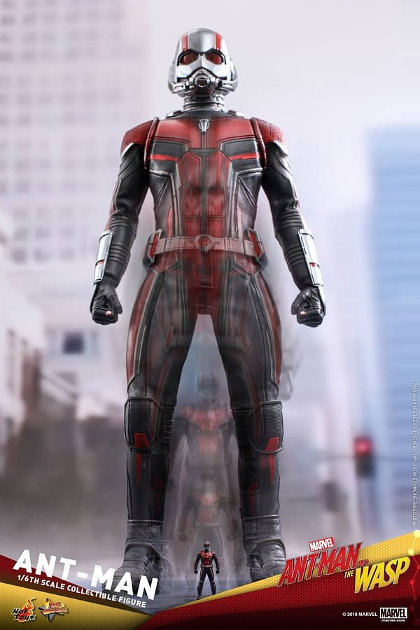 Ant Man and Wasp Hot Toys Figures 22