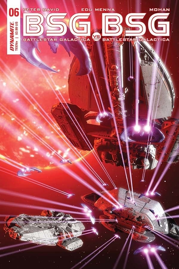Writer's Commentary – Peter David Talks the Finale of Battlestar Galactica vs Battlestar Galactica