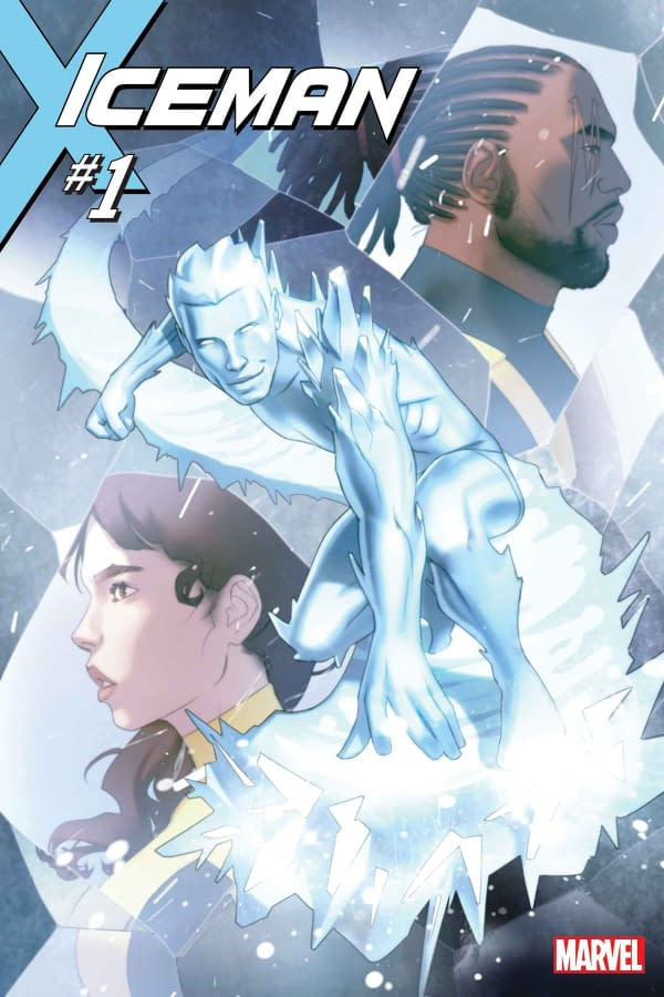 Now Iceman Returns in September, from Sina Grace and Nathan Stockman