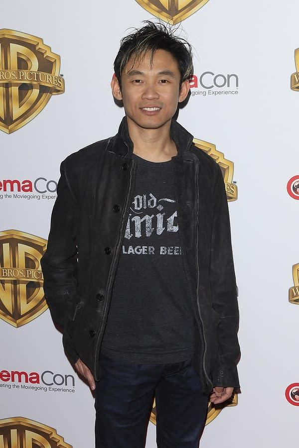 James Wan Gets Funko Pop, Teases 'Aquaman' Battle