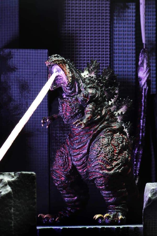 NECA Atomic Blast Shin Godzilla 11