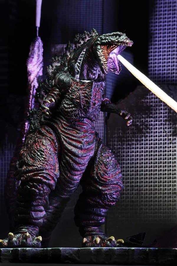 NECA Atomic Blast Shin Godzilla 8
