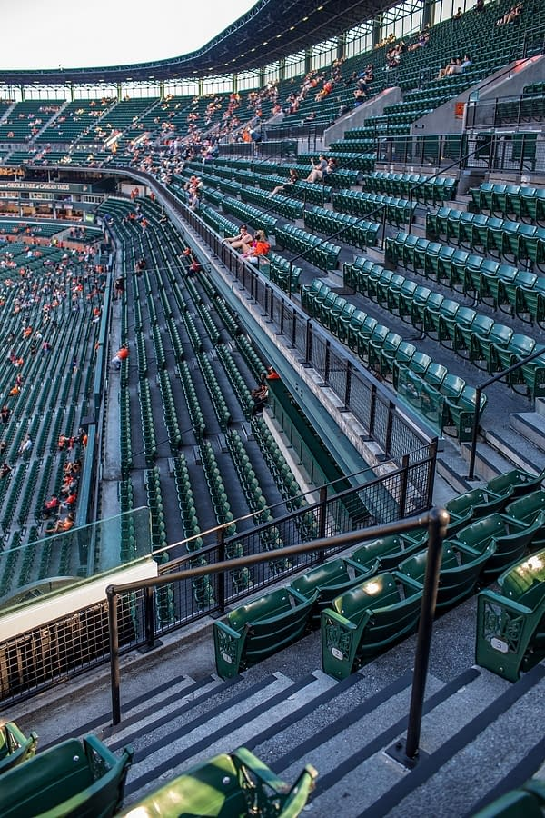 An Afternoon at Oriole Park at Camden Yards, One of the Most Family-Friendly MLB Parks