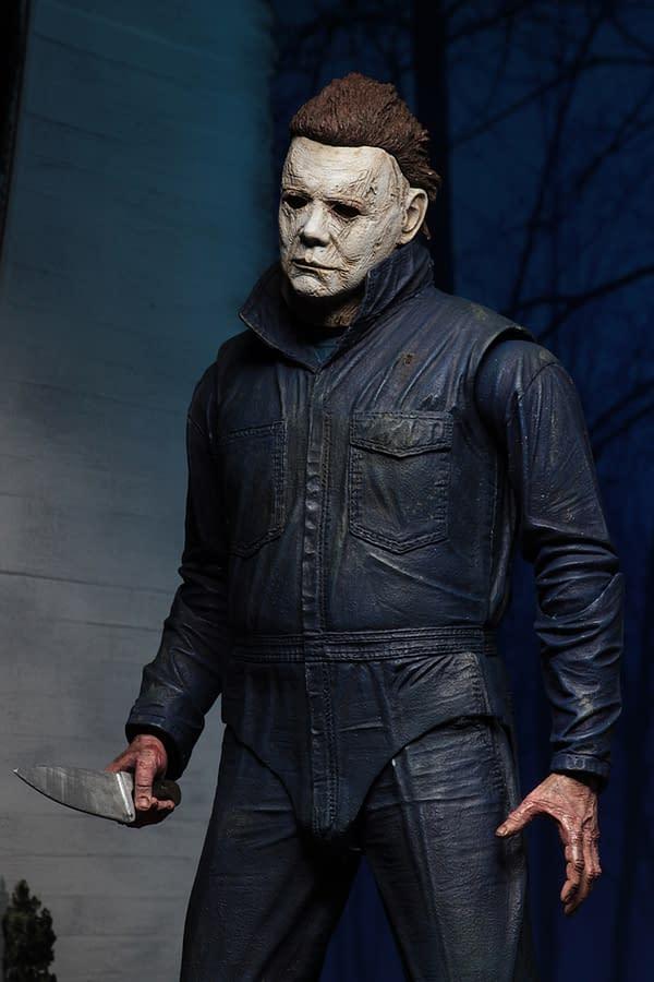 NECA Halloween Michael Myers 5