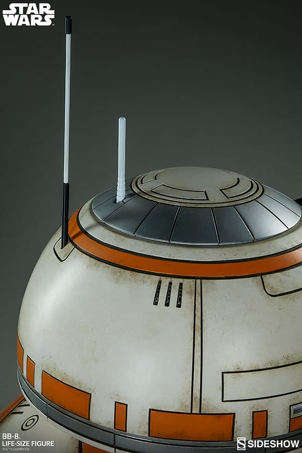 Sideshow Collectibles Star Wars Life Size BB-8 20