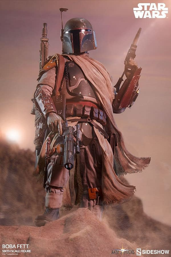 Star Wars Boba Fett Mythos Figure 1