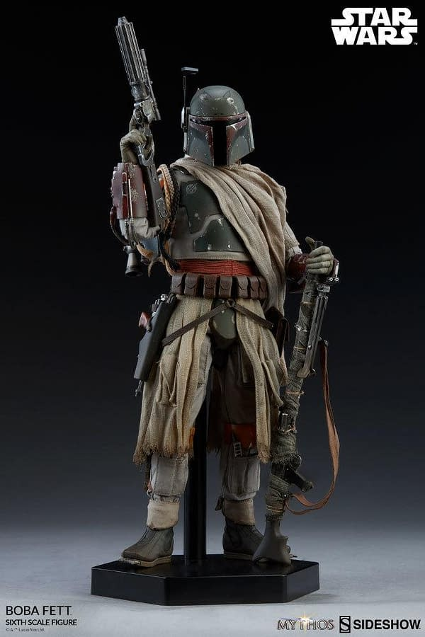 Star Wars Boba Fett Mythos Figure 10
