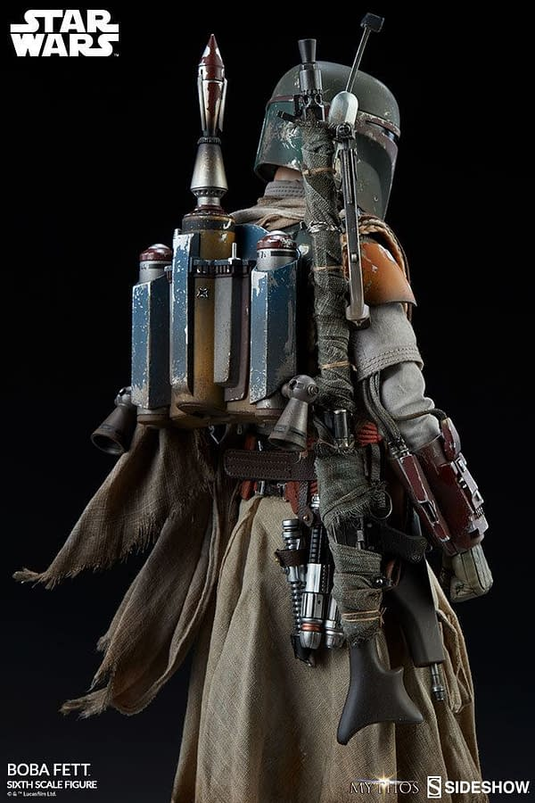 Star Wars Boba Fett Mythos Figure 12