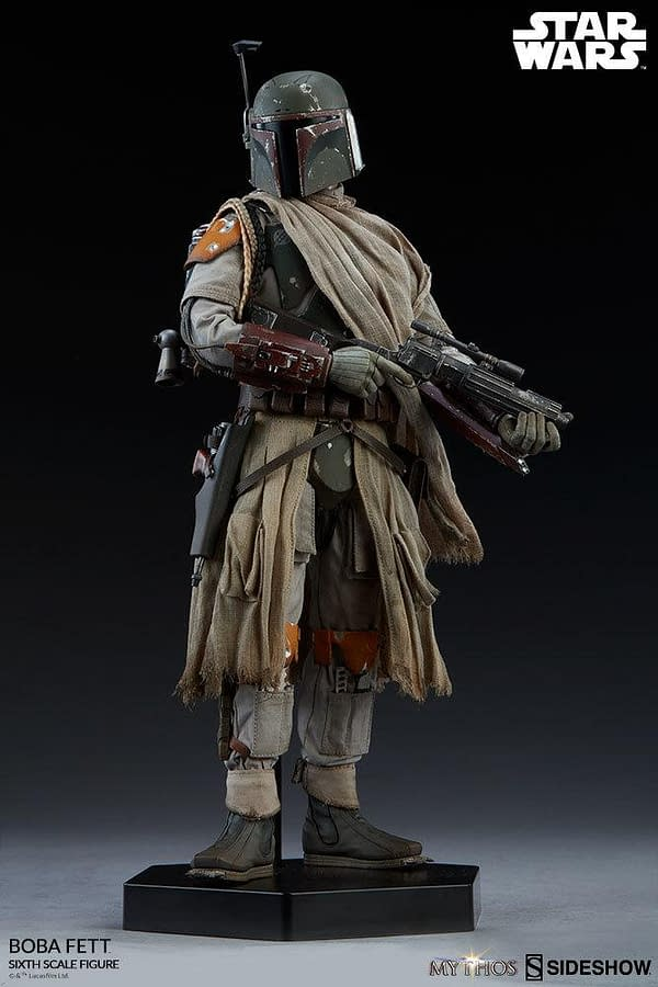 Star Wars Boba Fett Mythos Figure 7