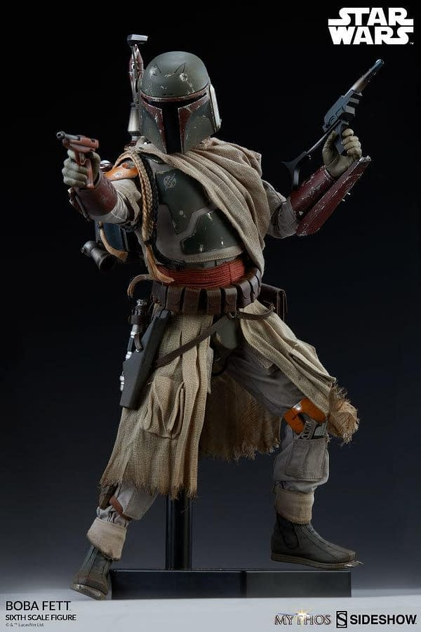 Star Wars Boba Fett Mythos Figure 9