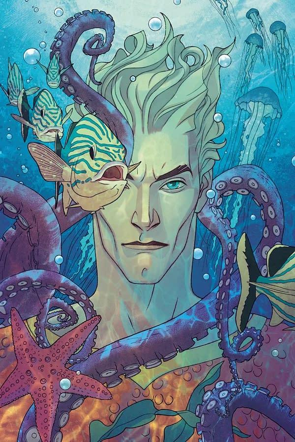 Confirmed: Kelly Sue DeConnick Retooling Aquaman's Origin with Robson Rocha