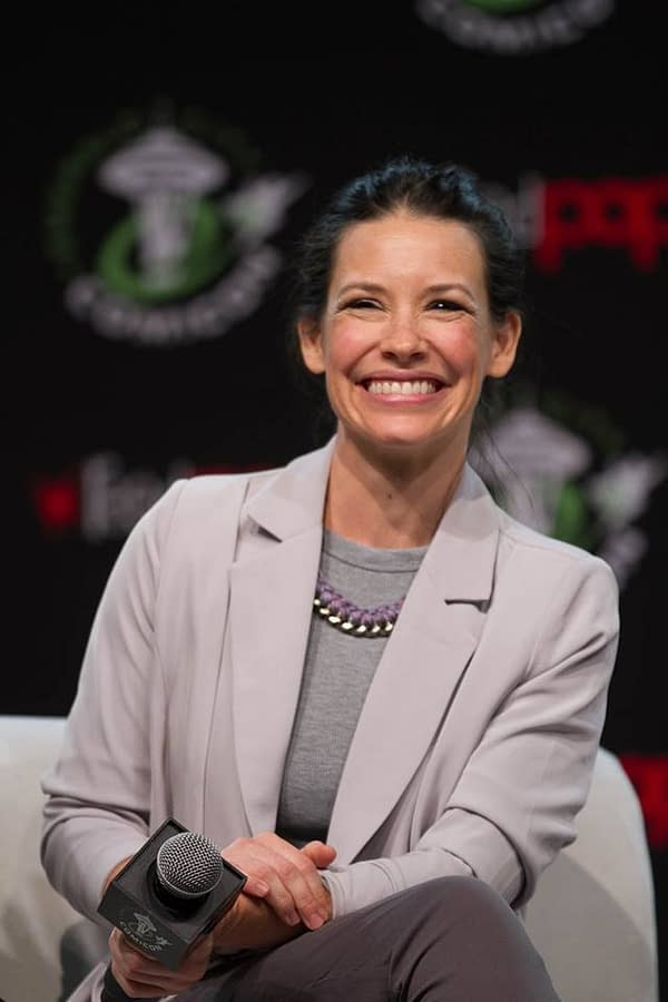 'LOST', Evangeline Lilly, and the Ugly, Semi-Naked Truth
