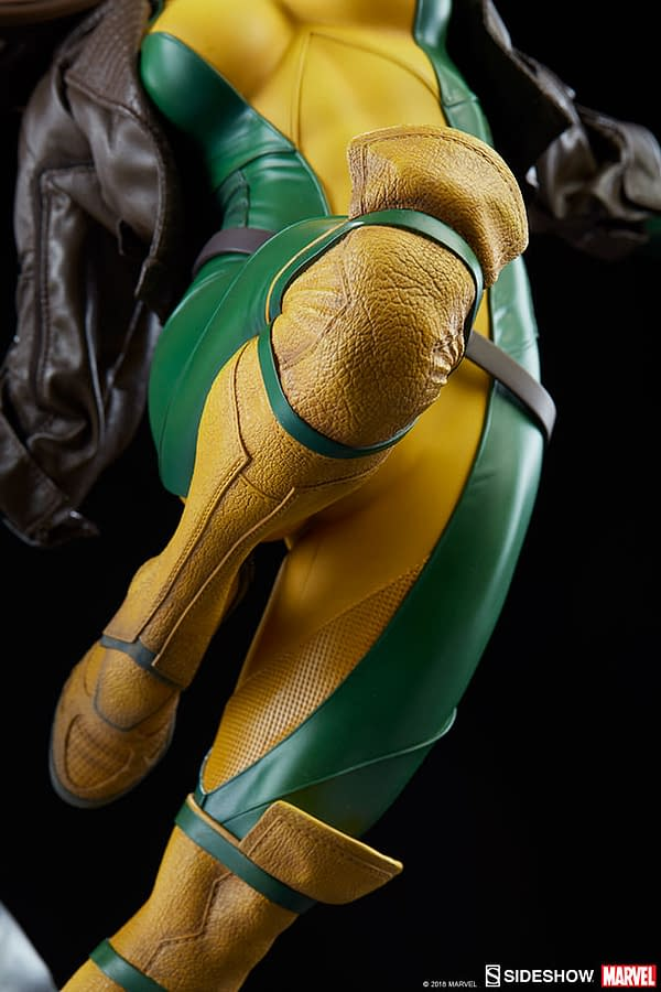 Check Out Sideshow Collectables New X-Men Rogue Maquette