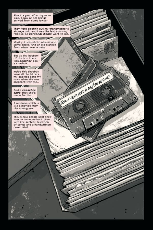 9 Pages Of Ed Brubaker and Sean Philips' New Graphic Novel, My Heroes Have Always Been Junkies