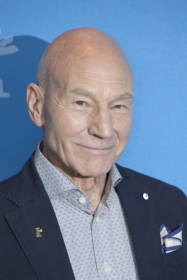 Writing Has Begun on New Captain Picard Star Trek Show